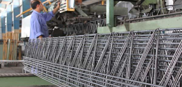 مزایای روش استفاده از تولید تیرچه  یا تولید خرپای میلگردی به روش ماشینی